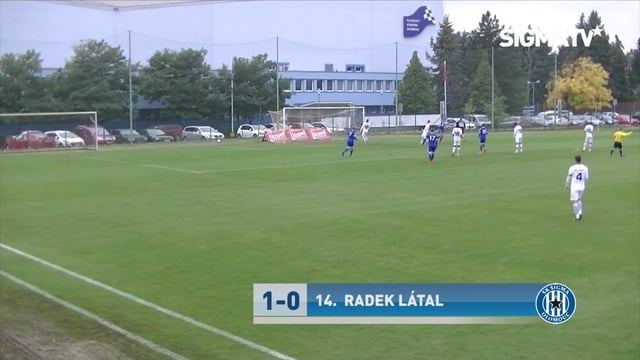 MSFL, SK Sigma Olomouc B - SK Líšeň 4:0 ...