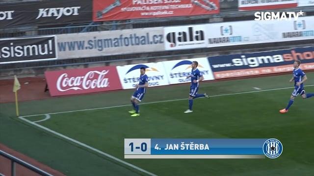 sestřih branek SK Sigma Olomouc vs. FK V...