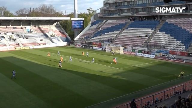 SK Sigma Olomouc vs. MFK Vitkovice 1:0