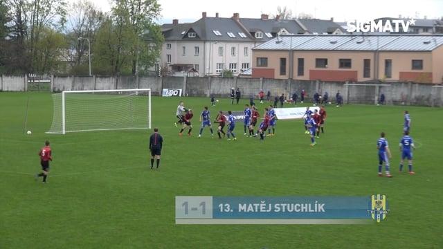 Sestřih utkání 16. kola SCM U16 JARO TOP...