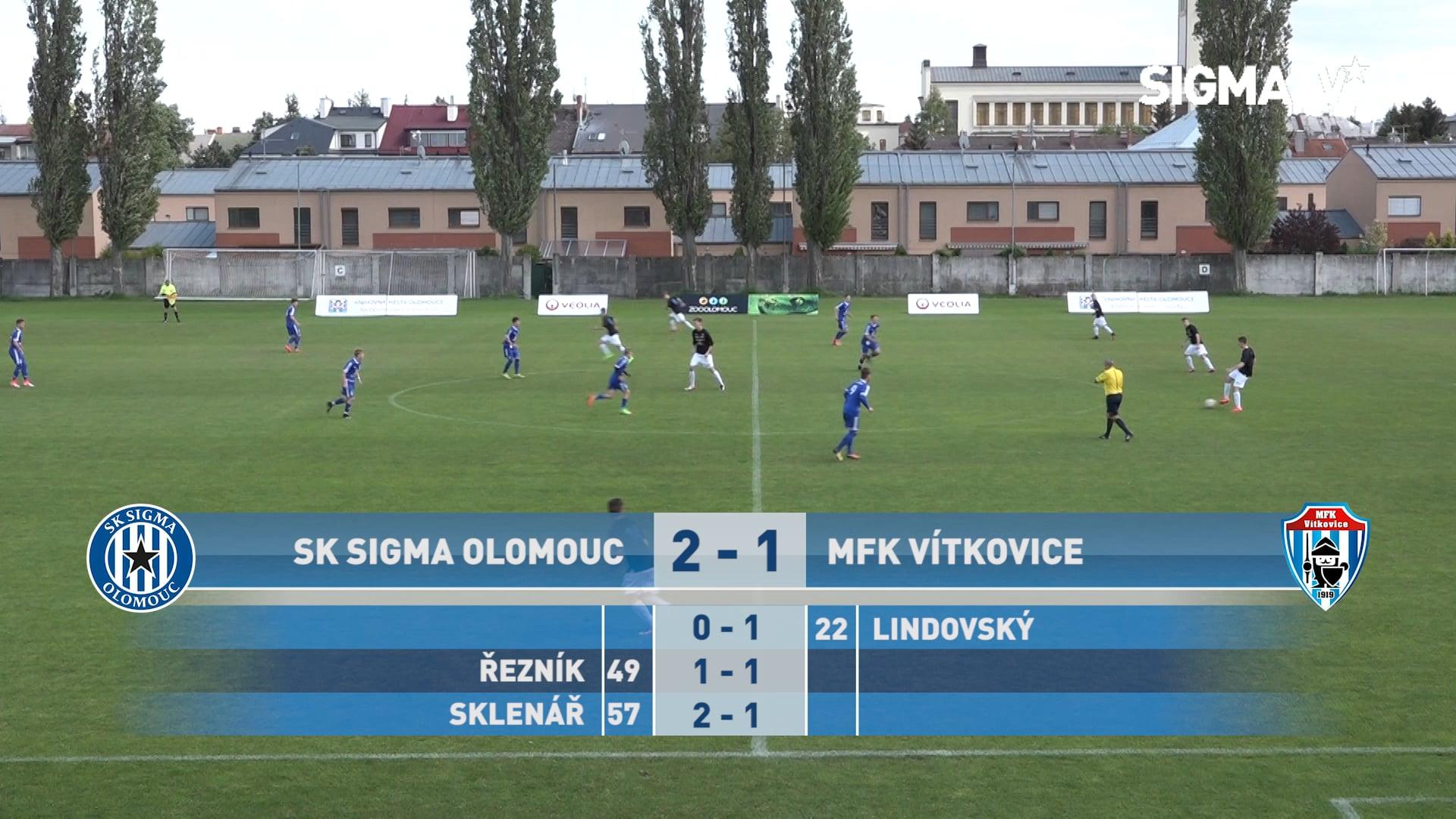 Sestřih utkání 18. kola SCM U16 JARO TOP...
