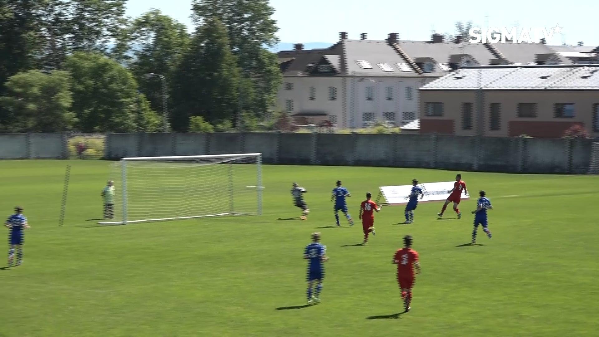 Sestřih utkání 12. kola SCM U17 JARO TOP...