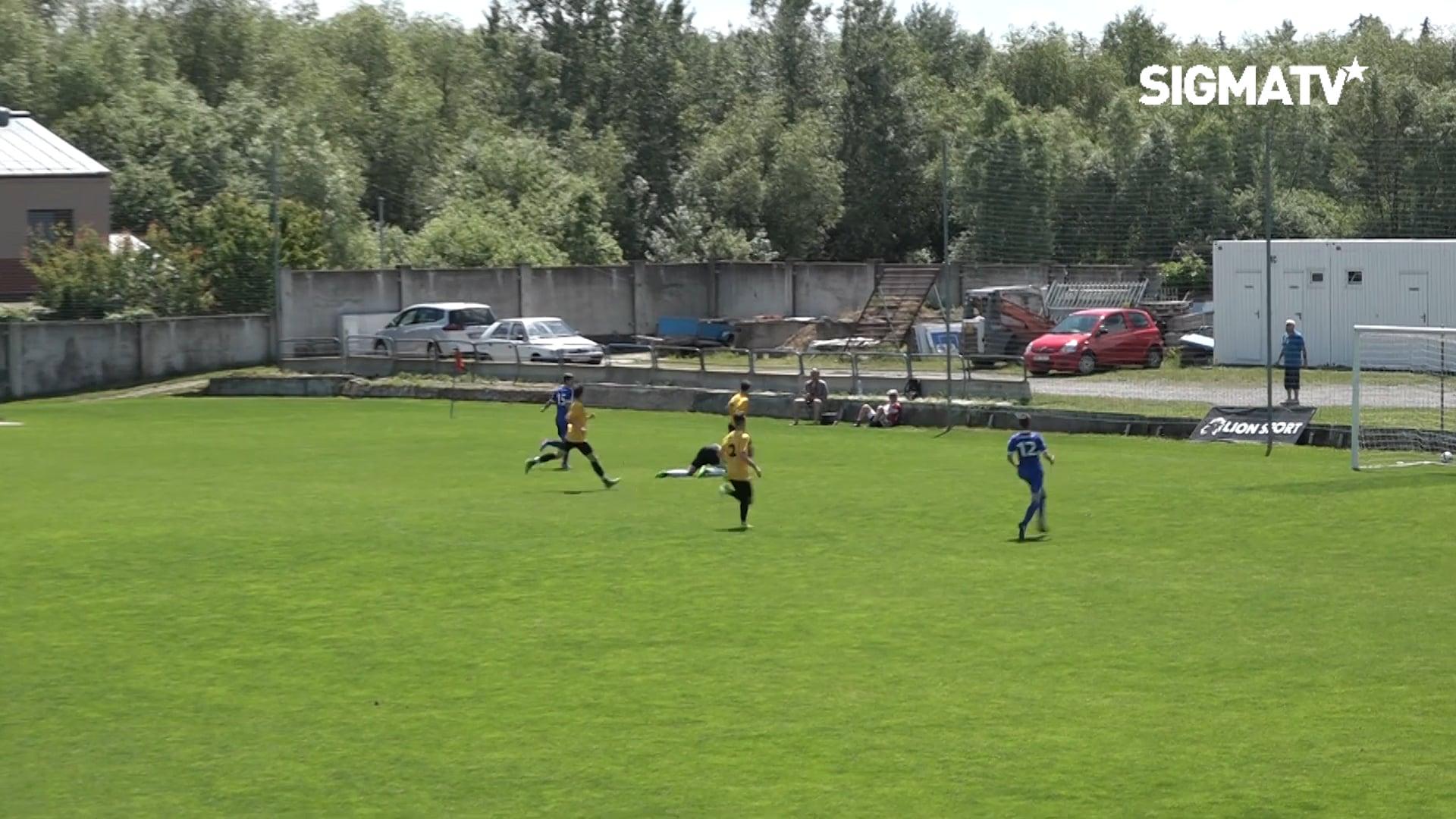 Sestřih utkání 14. kola SCM U16 JARO TOP...