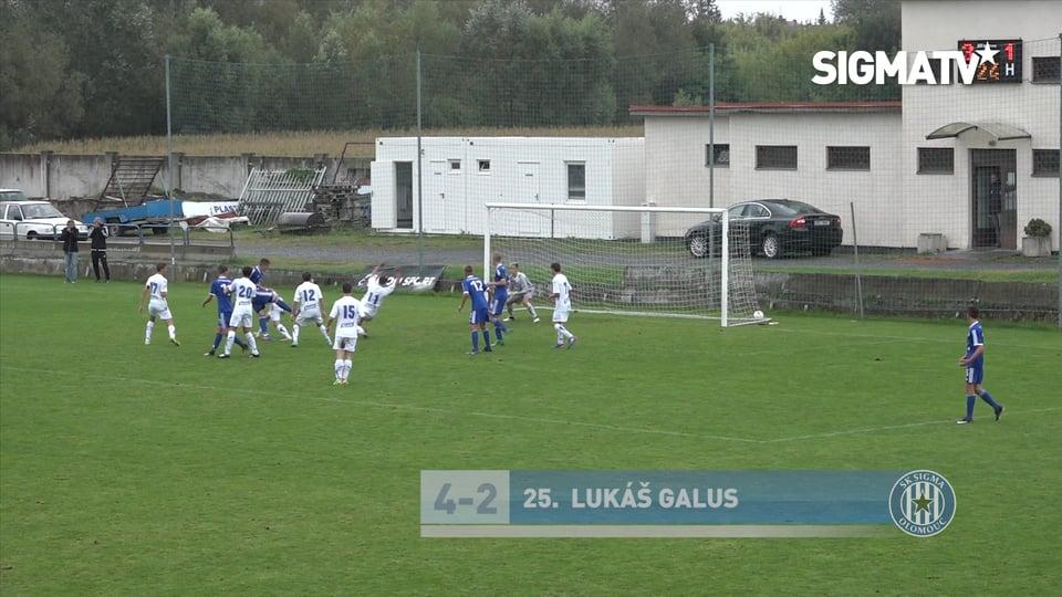 Sestřih utkání 5. kola MSDL ml.