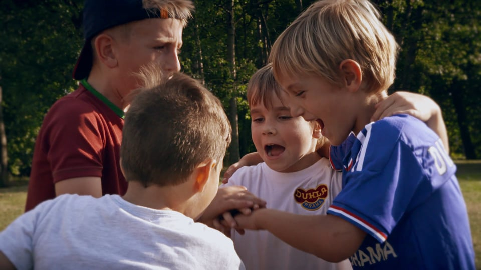 Ve fotbale není malých zápasů. První záp...