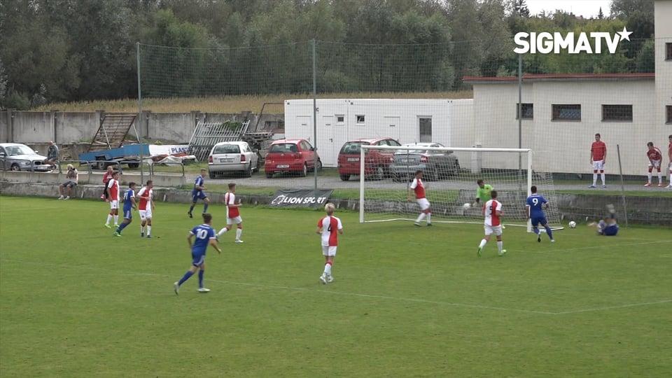 Sestřih utkání 5. kola 1. CL U19