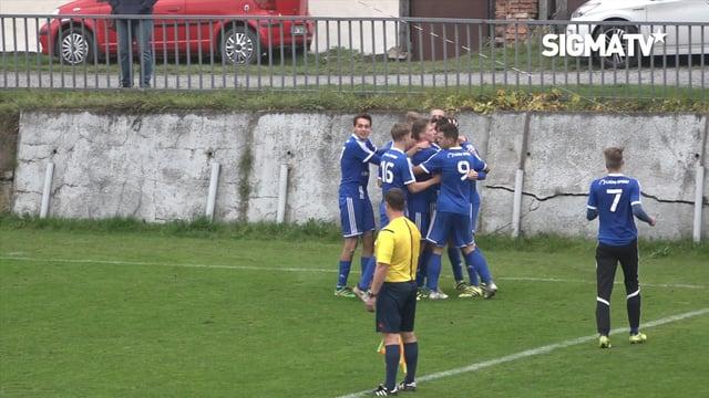 Sestřih utkání 11. kola 1. CL U19