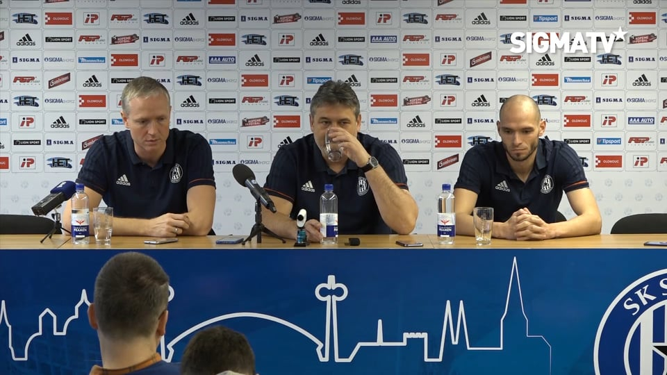 Václav Jílek, Ladislav Minář a Michal Ve...