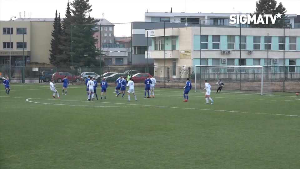 Sestřih utkání 21. kola 1. CL U17