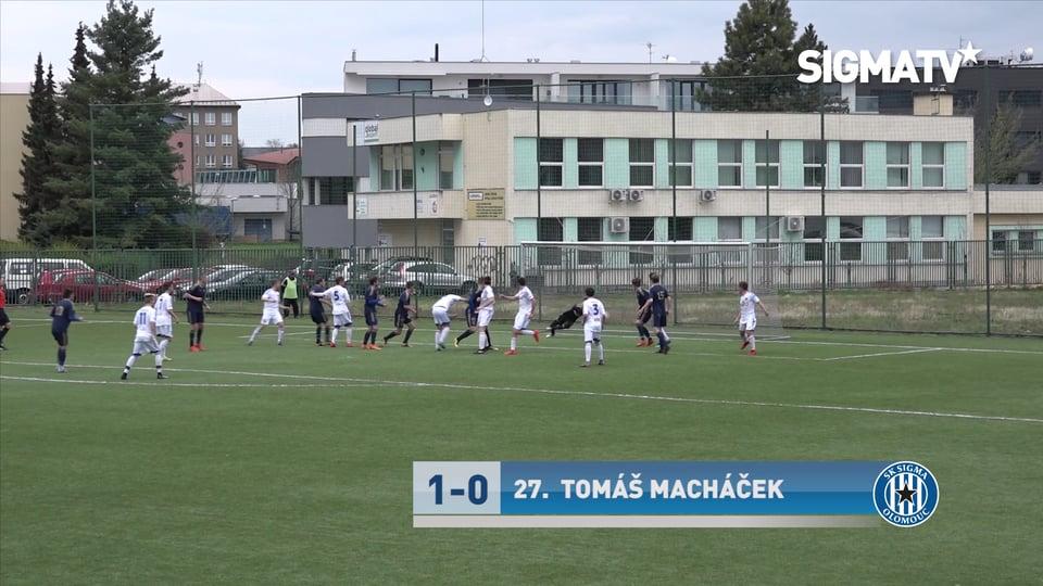Sestřih utkání 21. kola MSDL st.