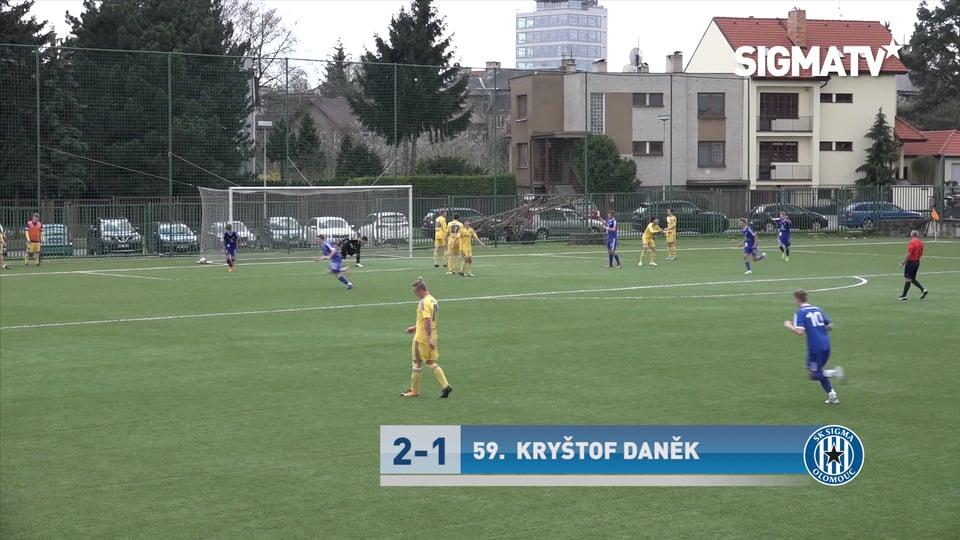 Sestřih utkání 21. kola MSDL ml.