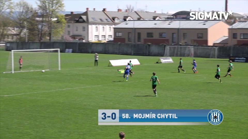 Sestřih utkání 25. kola 1. CL U19