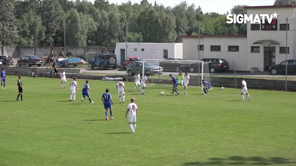 Sestřih utkání 30. kola 1. CL U19