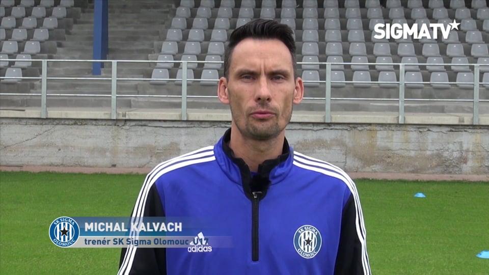 Trenér Michal Kalvach o kádru mužstva a ...