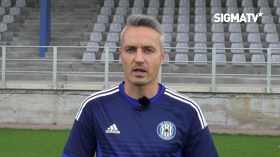 Trenér Tomáš Janotka o kádru mužstva a l...