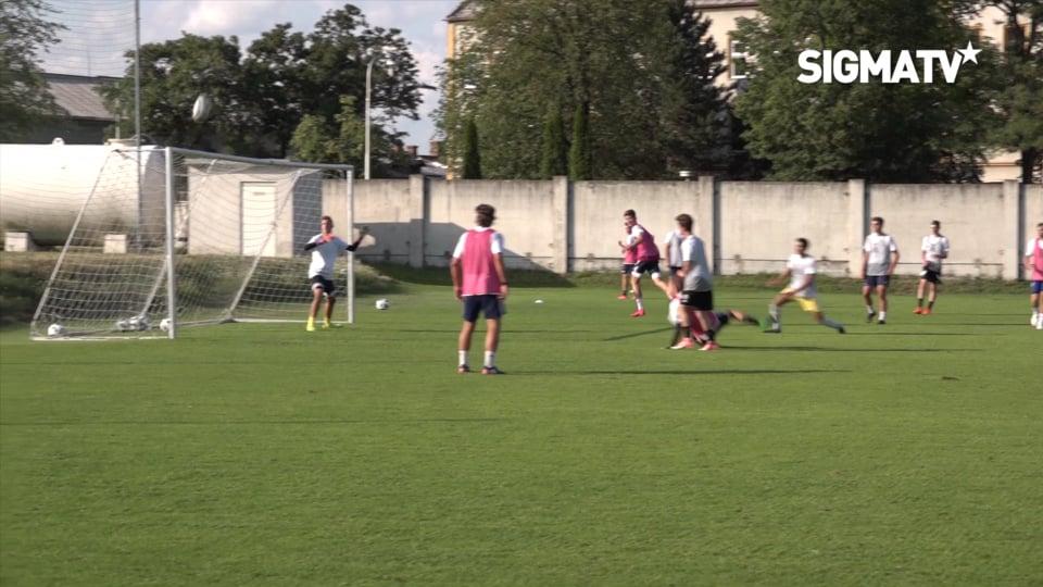 Trenér Roman Sedláček o kádru mužstva a ...