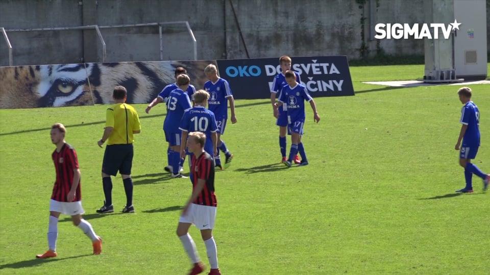 Sestřih utkání 7. kola MSDL ml.