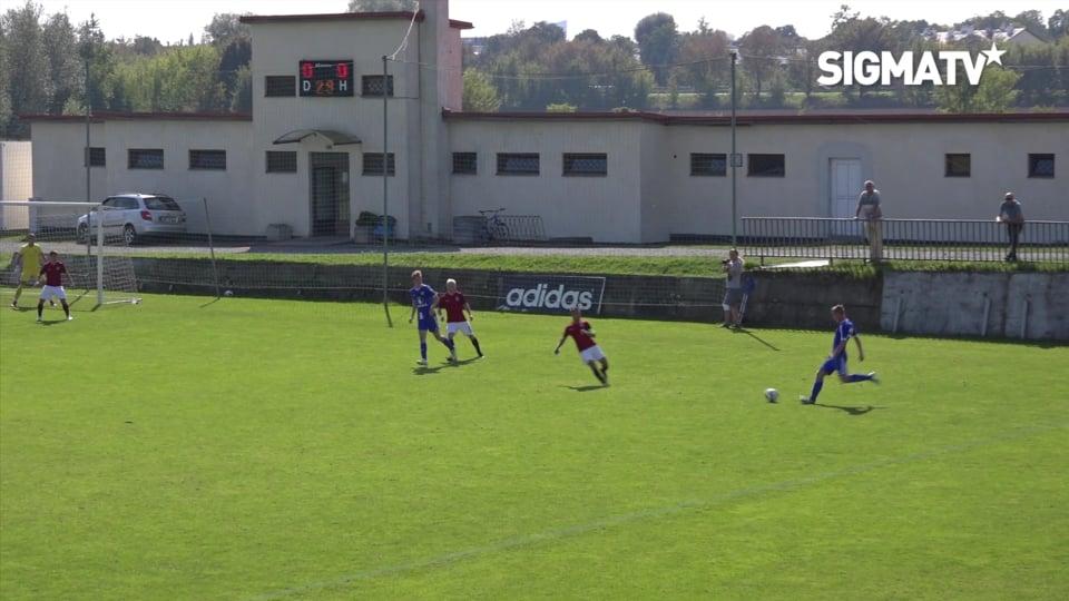 Sestřih utkání 11. kola I. CLD U19