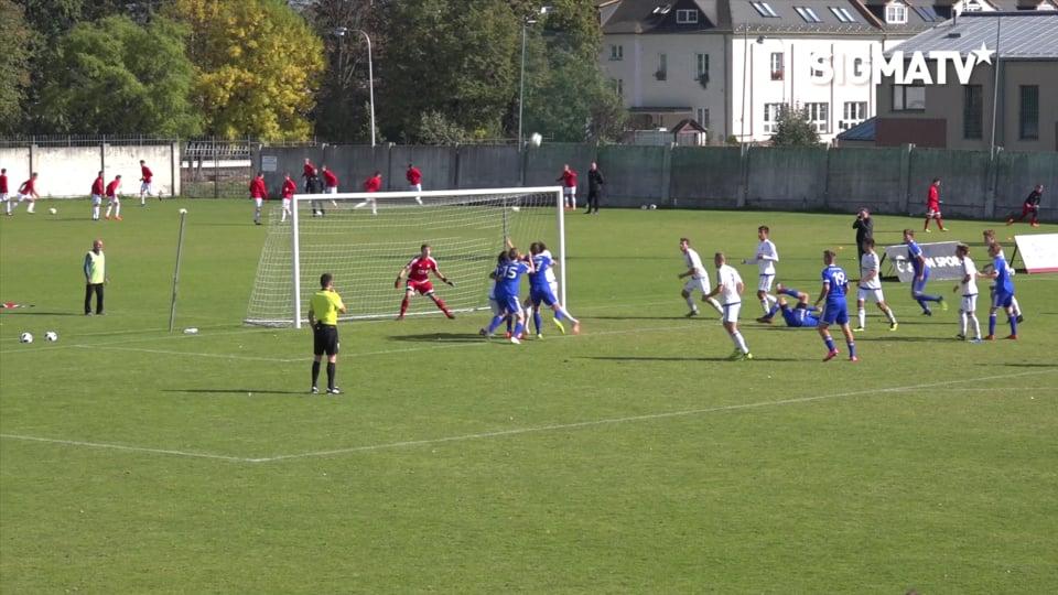 Sestřih utkání 9. kola I. CLD U19