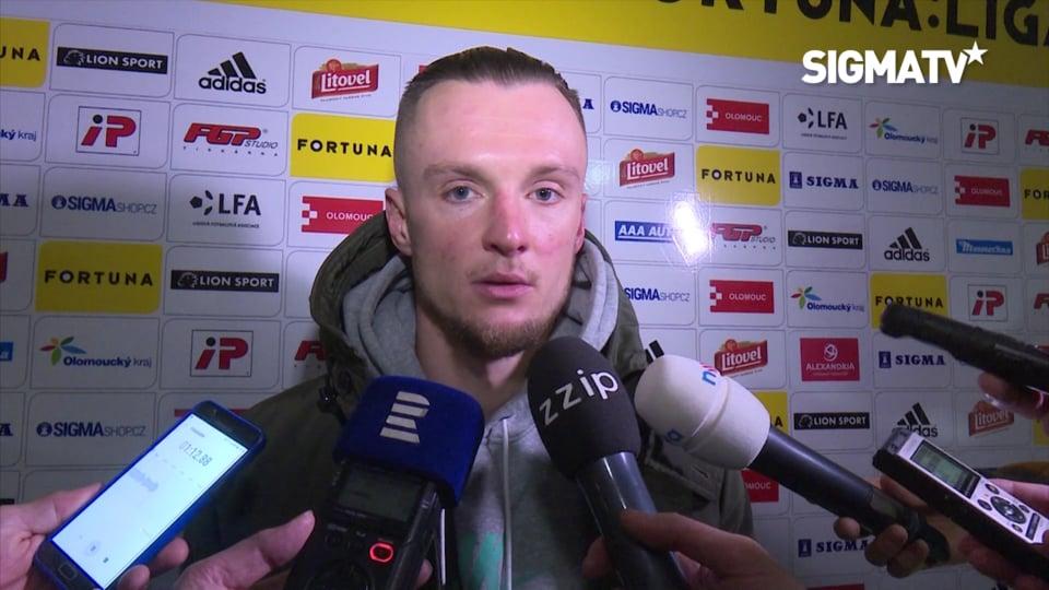 Útočník Martin Nešpor hodnotí utkání 16....