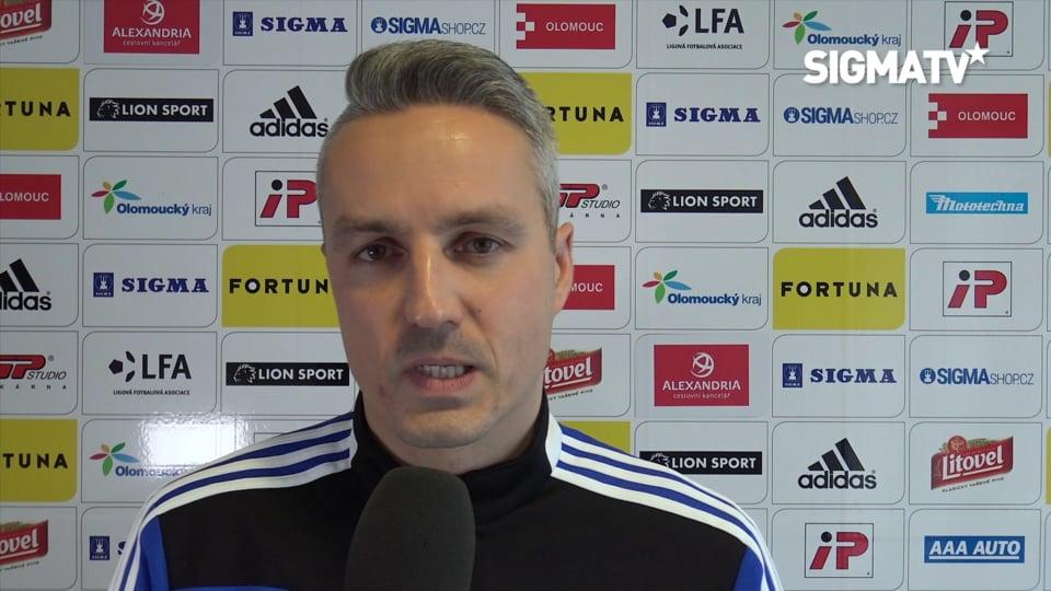 Trenér Tomáš Janotka o změnách v kádru m...
