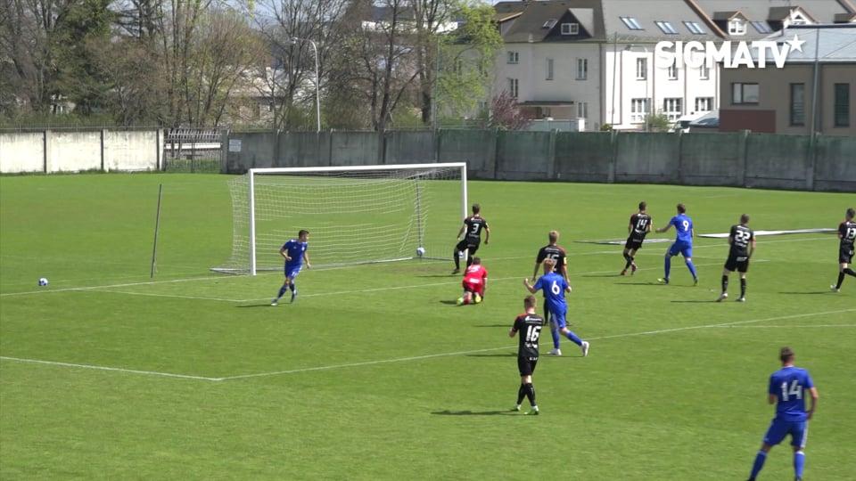 Sestřih utkání 30. kola I. CLD U19