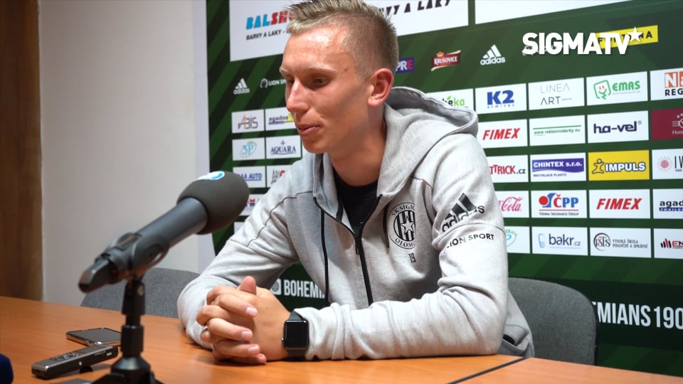 Obránce Radek Látal hodnotí utkání 6. ko...