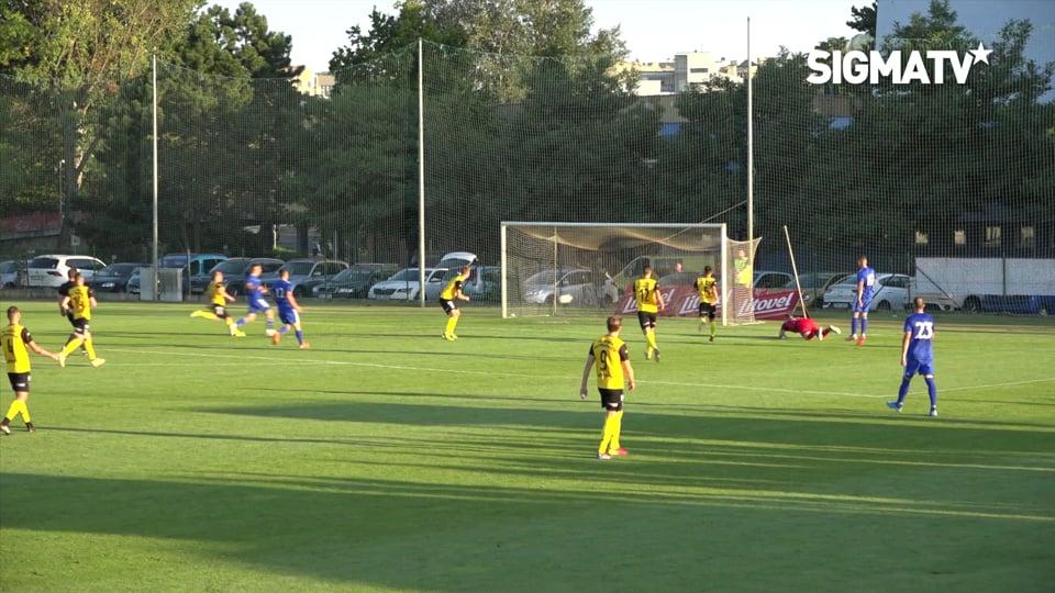 Sestřih utkání 17. kola MSFL