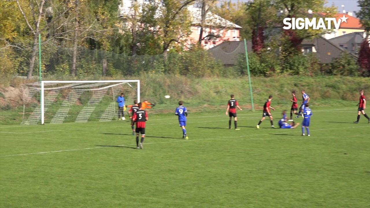Sestřih utkání 11. kola MSDL ml.