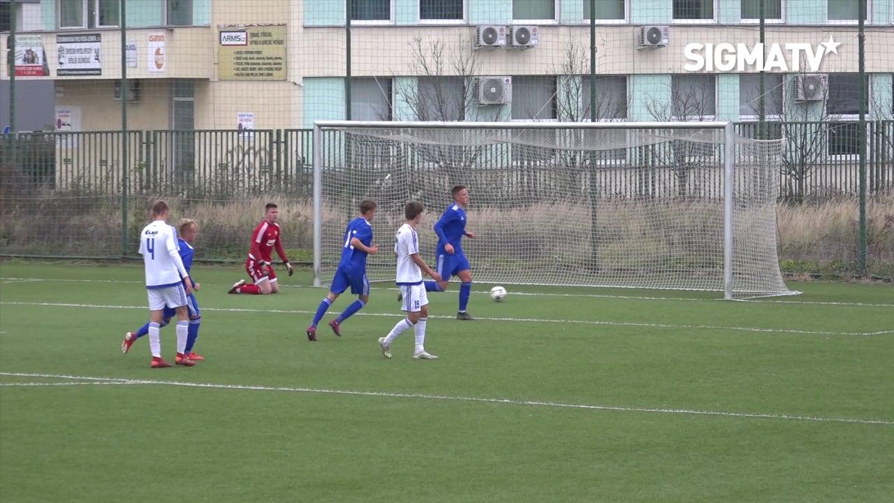 Sestřih utkání 13. kola I. CLD U19