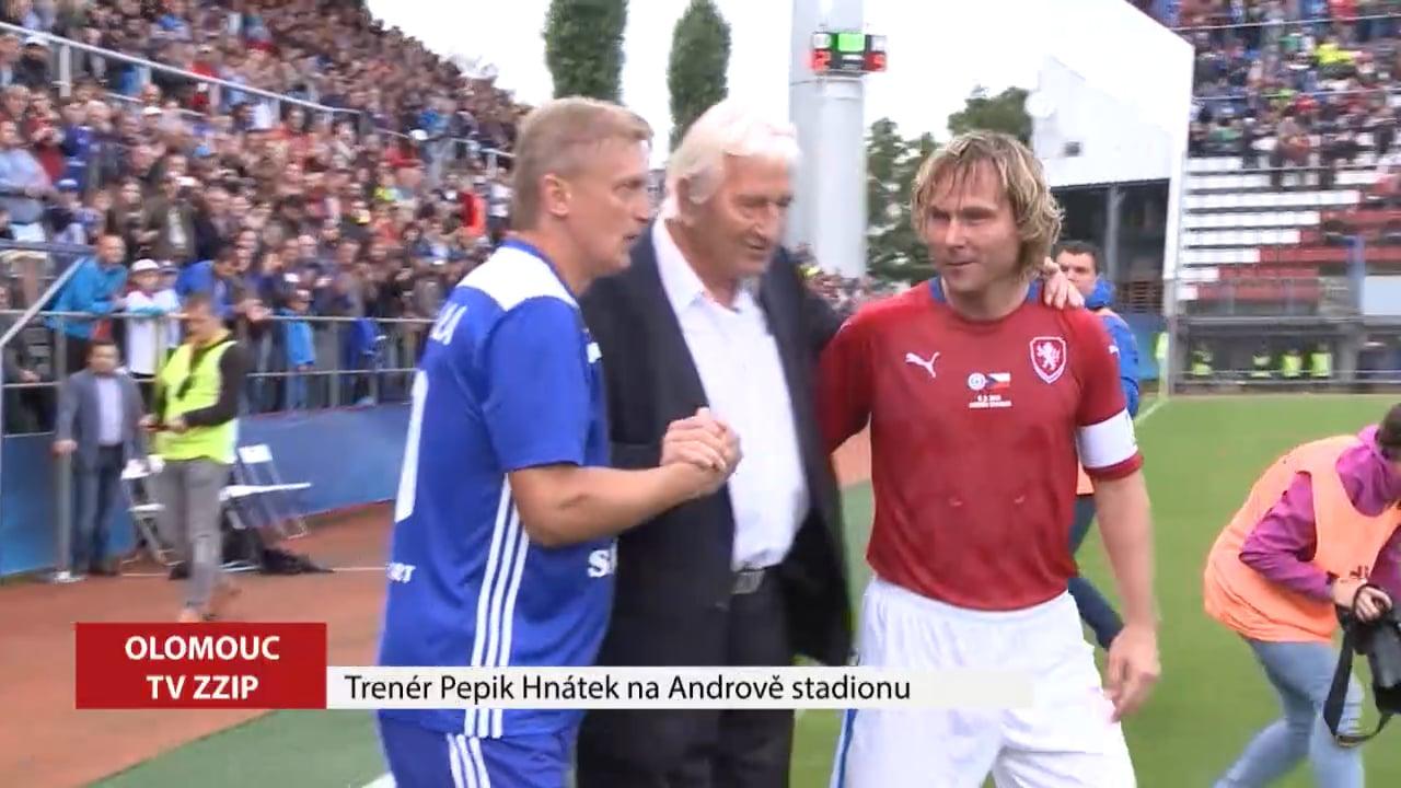 Miroslav Krobot je velký fanoušek Sigmy ...