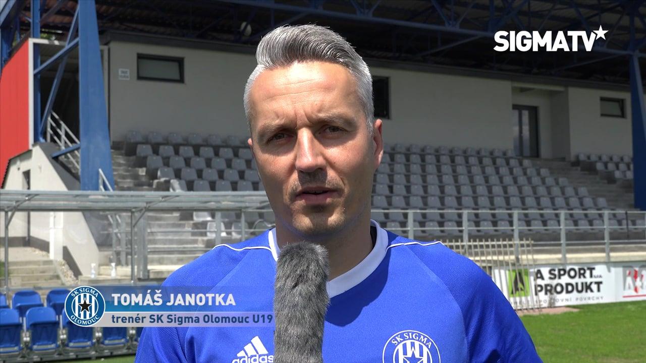 Trenér Tomáš Janotka o kádru mužstva a d...