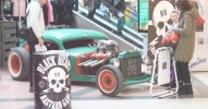 Hot Rod and Custom Bike v Olomouc City